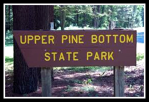 upper pine bottom state park
