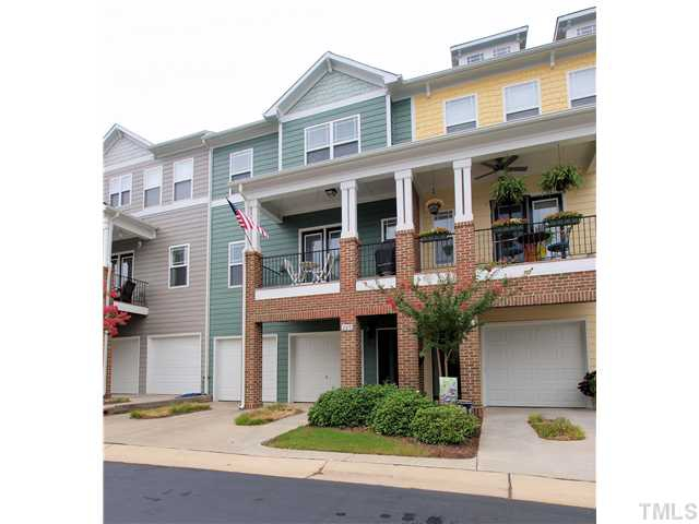 Broadgait Brae Townhome Cary NC