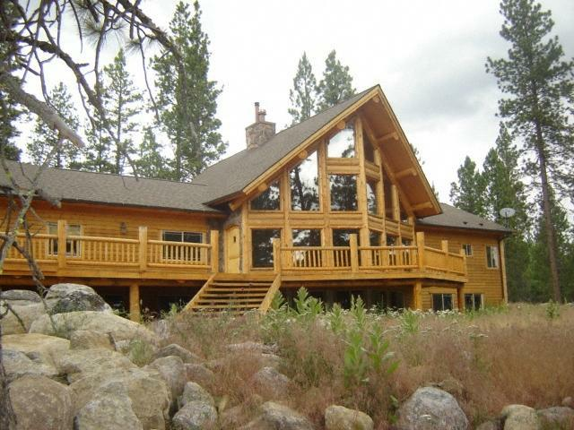 Rustic Cabins For Sale In Montana