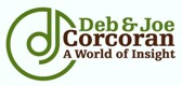 Deb and Joe Corcoran logo