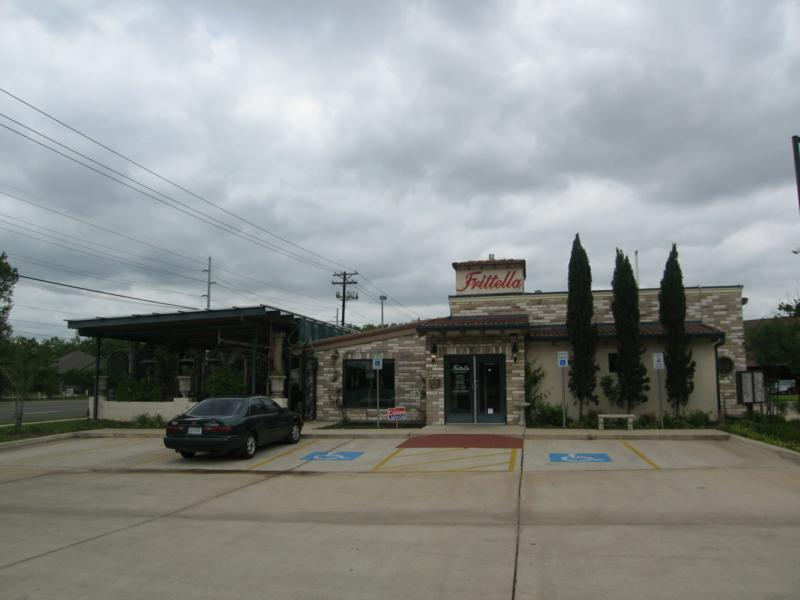 Fritellas a new bryan texas tradition for Majestic homes bryan tx