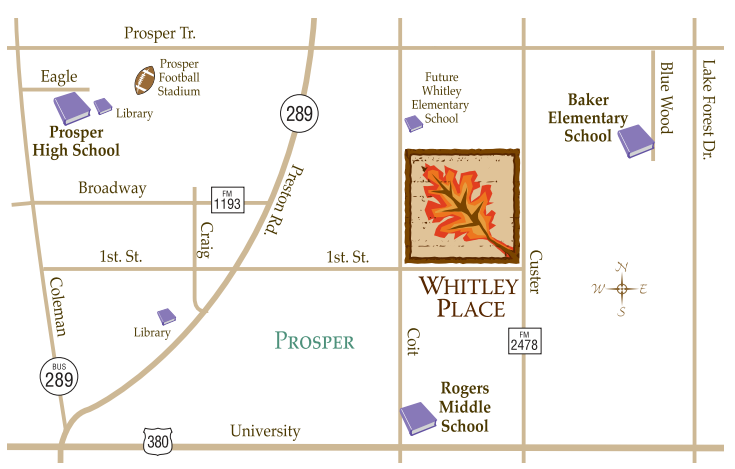 Whitley Place