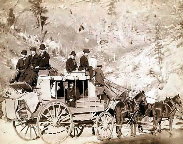 Wild West - Stagecoach