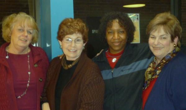 Martha Brown, Margaret Rome, C Tann-Starr,Margaret Woda