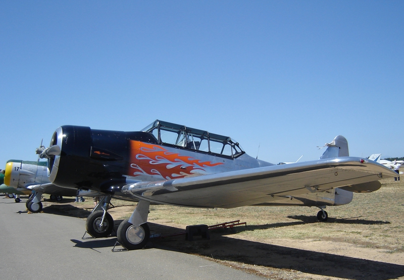 World War II Warbird, March 26, 2011