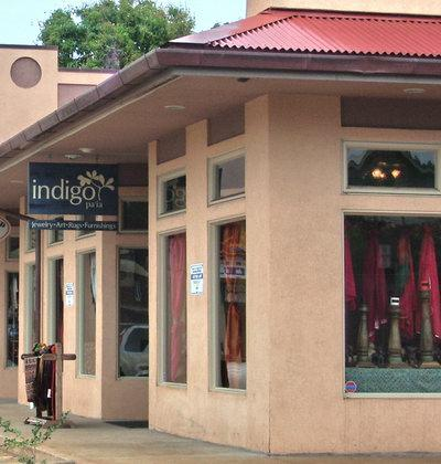Indigo store in the Paia General Store Building, Paia Maui