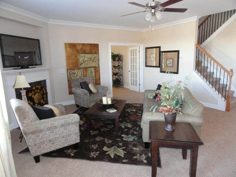 Clairmont Living Room