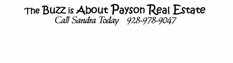 The Buzz is About Payson Real Estate