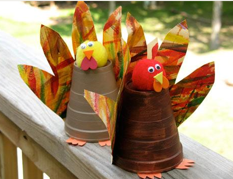 Thanksgiving Craft Ideas For The Kids