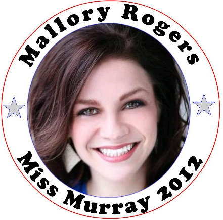 Mallory Rogers - Miss Murray 2012