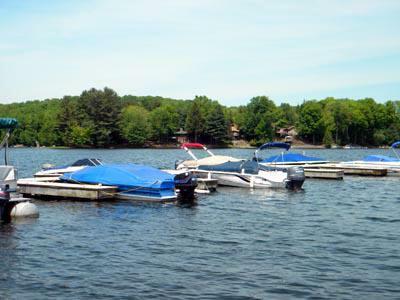 Roamingwood Lake Motor Boats