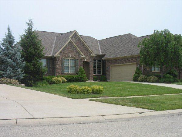 Four Bridges. Liberty Township Ohio Patio Homes For Sale ...