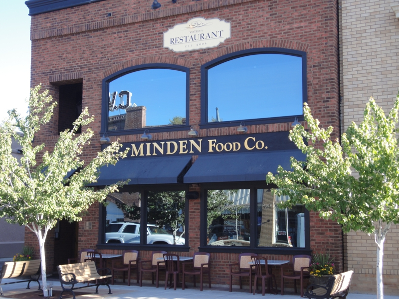 Fifth Annual Sierra Lutheran Falcons Fundraiser at the Minden Food Company