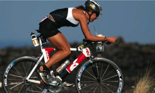 Woman Triathlete
