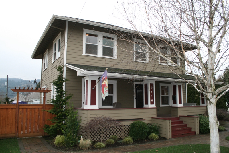 Portland Oregon Homes Styles Home Design And Style