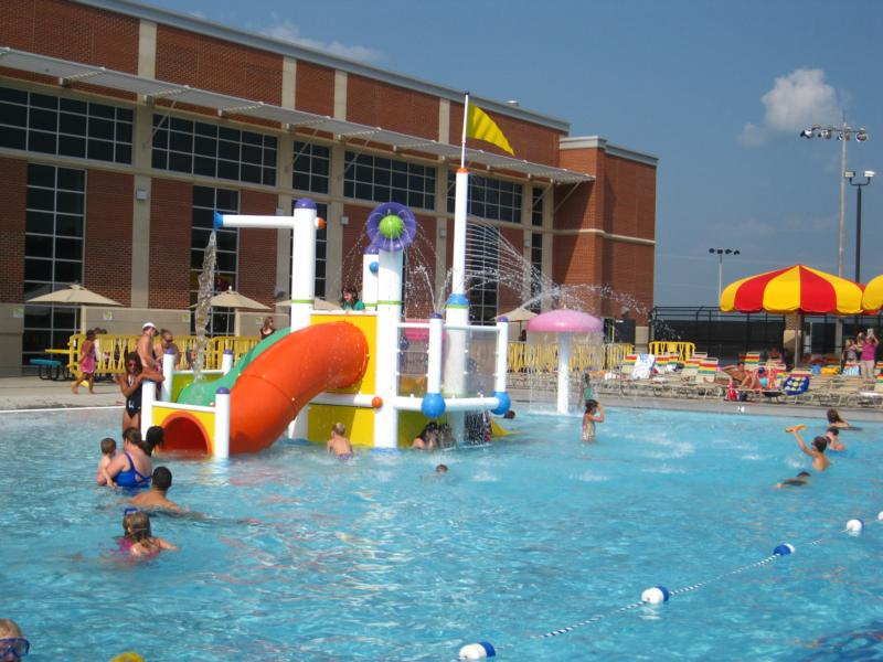 Longview recreation center at spring hill - Spring hill recreation center swimming pool ...