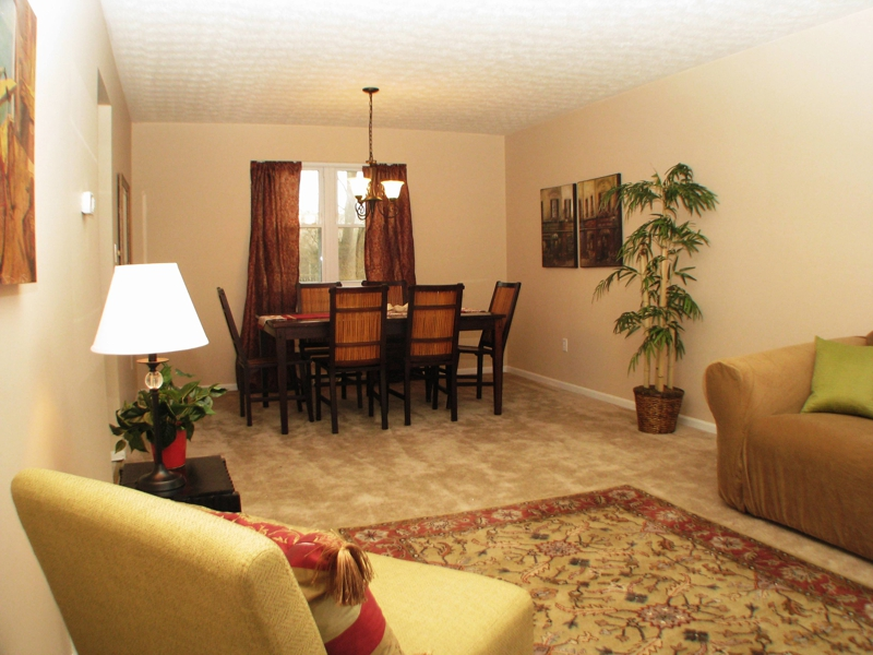 Homes for sale in Reynoldsburg,Living Room View