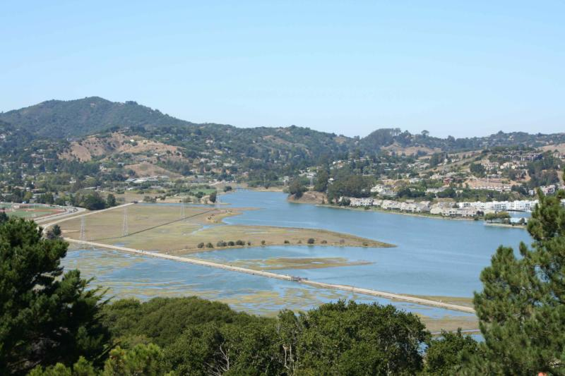 517 Headlands Court, Sausalito View