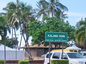 Kalama Beach Park Kihei Maui