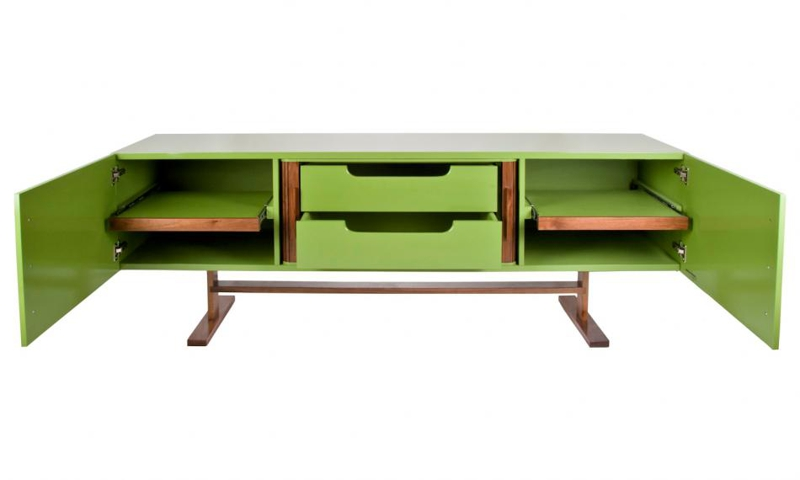 Atomic living design furniture from just modern for Mid century modern furniture palm springs
