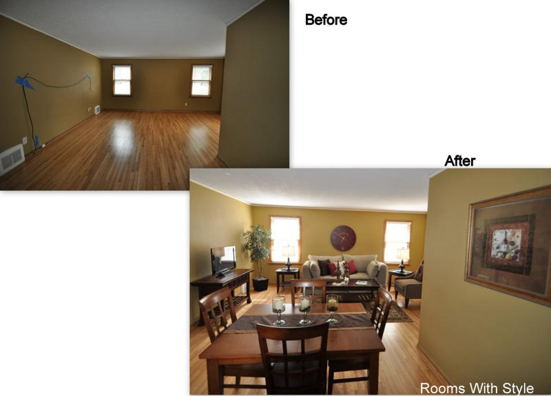 Home Staging in Minneapolis, MN