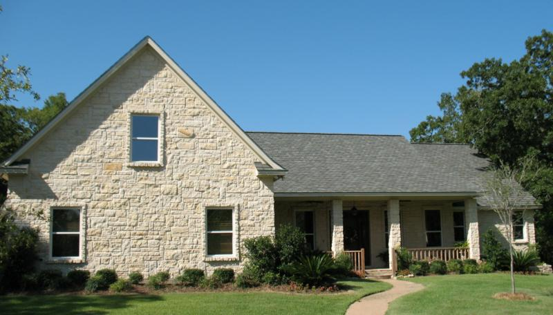 College Station Texas Style Home