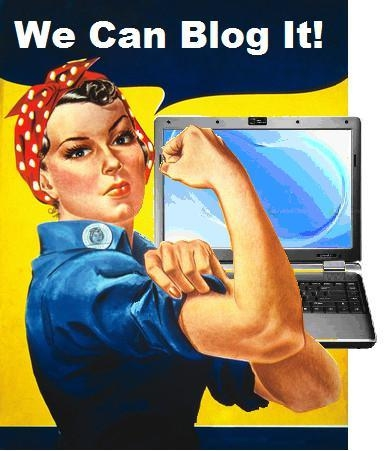We can blog it - jon Zolsky blog