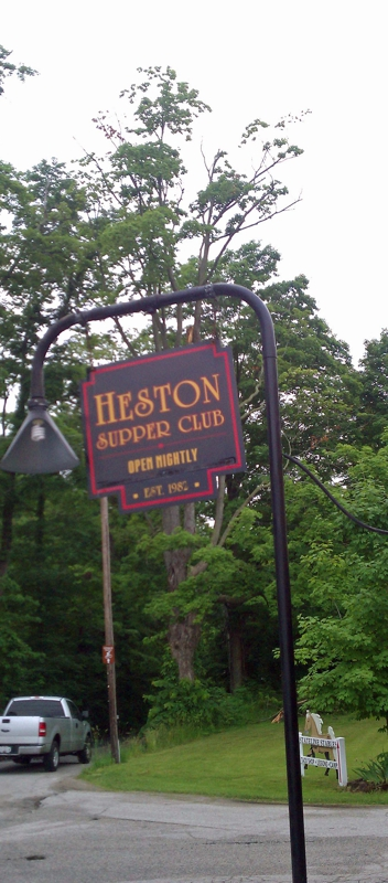 Local Restuarants in La Porte County Indiana Heston Supper Club