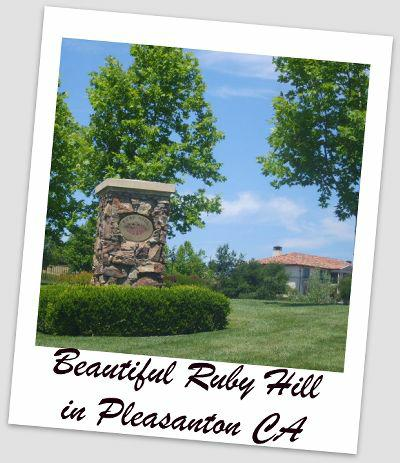 Homes for Sale in Ruby Hill Pleasanton CA