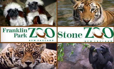 Stoneham Zoo Yearly Membership