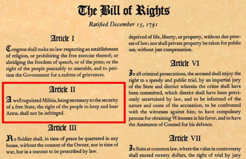 the importance of the united states constitution to the americans Bill of rights first amendment [religion, speech, press, assembly, petition (1791)] (see explanation ) second amendment [right to bear arms (1791)] (see explanation .