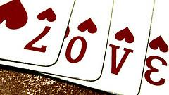 cards hearts say love from erinc_Mc_hammer on Flickr creative commons license
