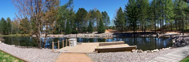 Minocqua, WI Area - Unreplicable Waterfront Property on 10