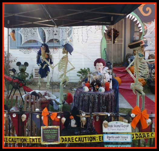 HALLOWEEN COMES TO ALAMEDA