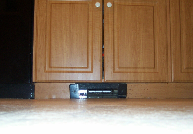 Kick Plate Heaters For Under Kitchen Cabinets