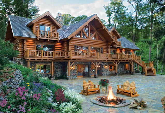 Luxury mountain homes for sale in gatlinburg for Homes in the mountains