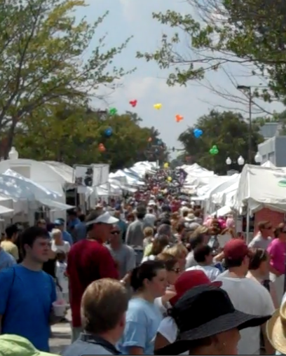 Fun festivals of Cary, NC