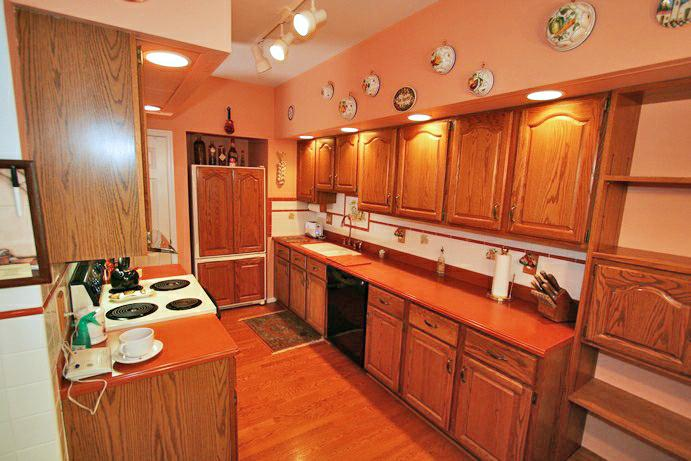 RAY TROG - kitchen