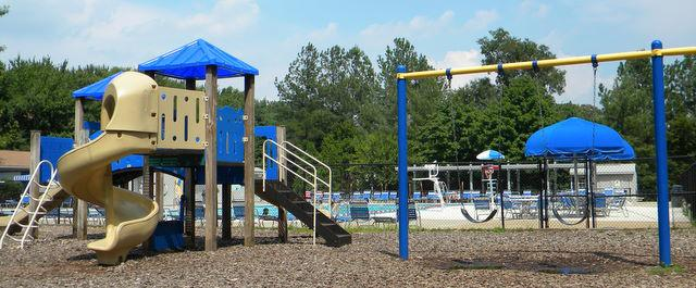 Kingston Chase Pool and Playground