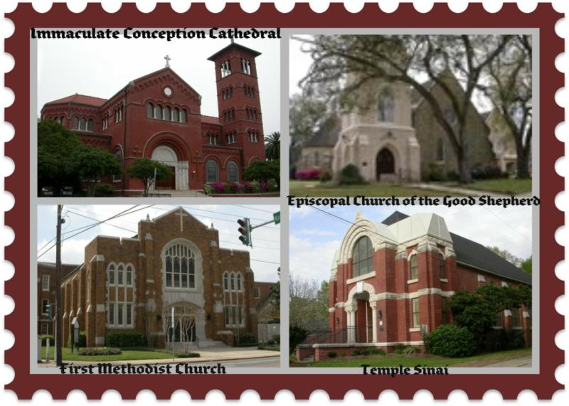 churches in Lake Charles