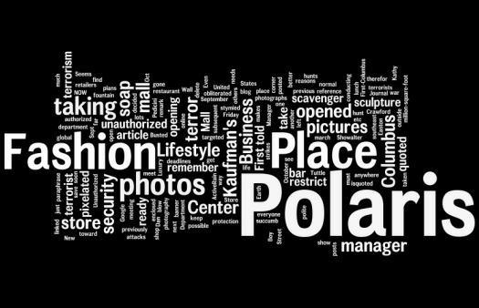 Map of Polaris Fashion Place, 1500 Polaris Pkwy, Columbus, OH