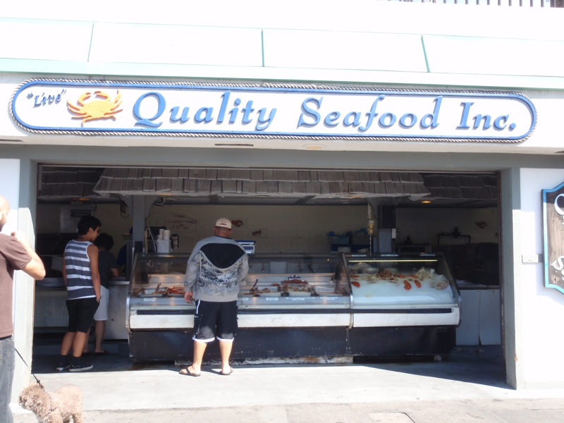 Quality seafood Inc Redondo Beach CA