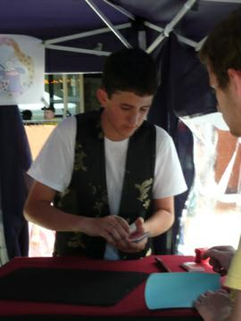 Highlands Ranch magician