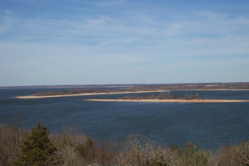 Lake texoma waterview