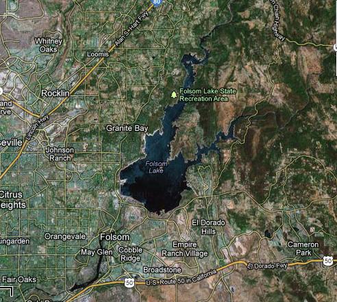 Folsom lake for Lake natoma fishing