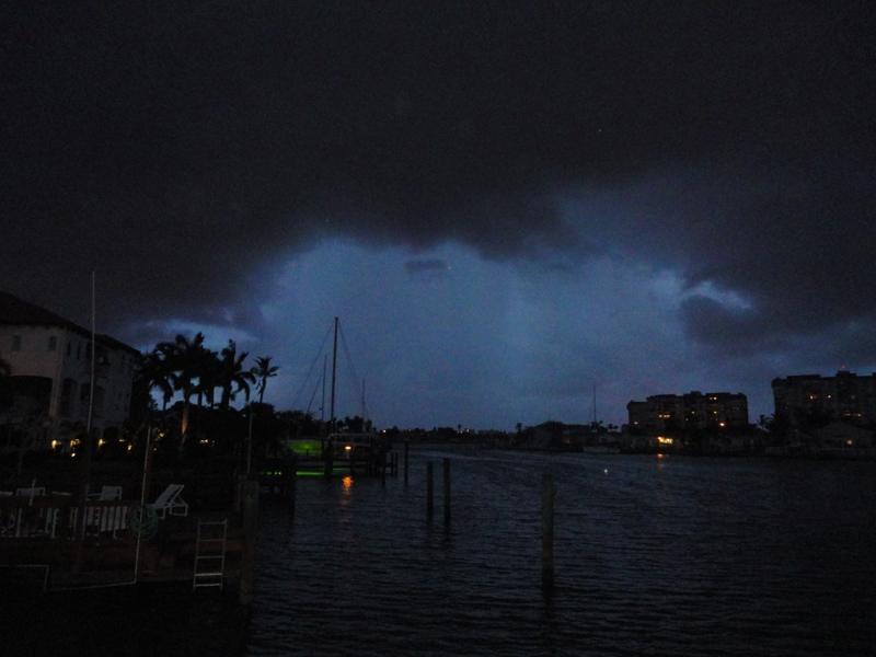 Weather in Treasure Island Fl