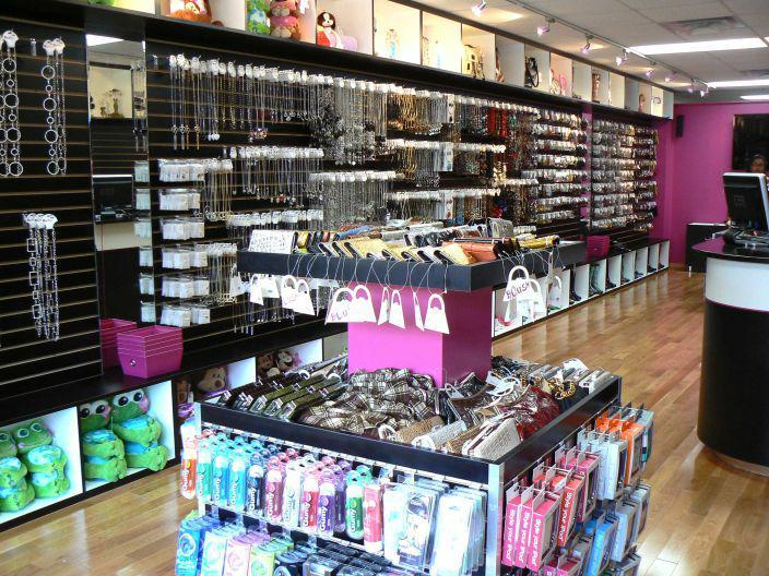 Fashion accessories store for Accessoires shop