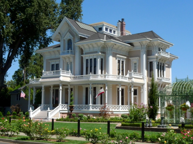 Tour of the gable mansion in woodland ca benefits red cross for Beautiful house tour
