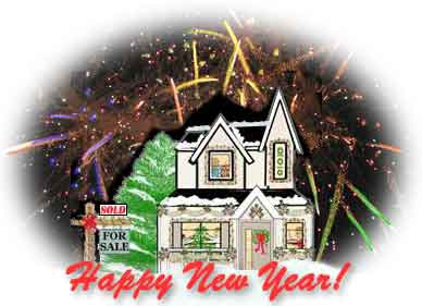 New Year House