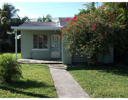 West Palm Beach Florida Cottage For Lease